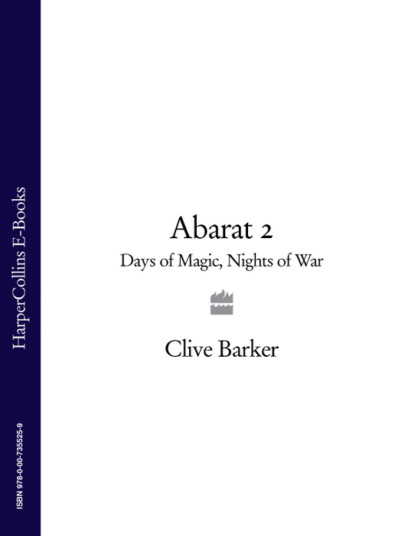 Abarat 2: Days of Magic, Nights of War