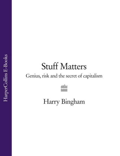 Stuff Matters: Genius, Risk and the Secret of Capitalism