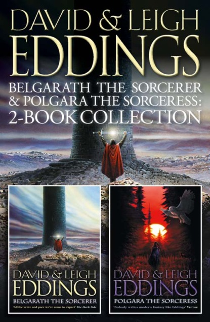 Belgarath the Sorcerer and Polgara the Sorceress: 2-Book Collection