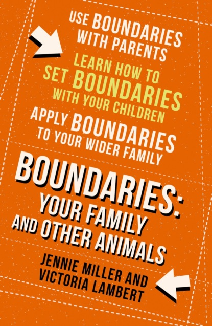 Boundaries: Step Four: Your Family and other Animals