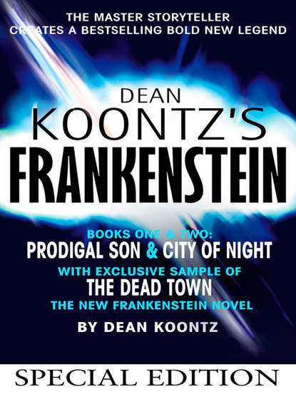 Скачать книгу Frankenstein Special Edition: Prodigal Son and City of Night