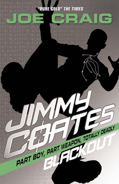 Jimmy Coates: Blackout