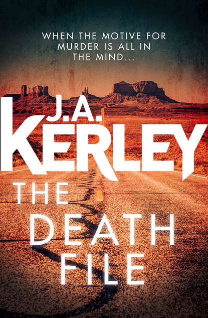 The Death File: A gripping serial killer thriller with a shocking twist