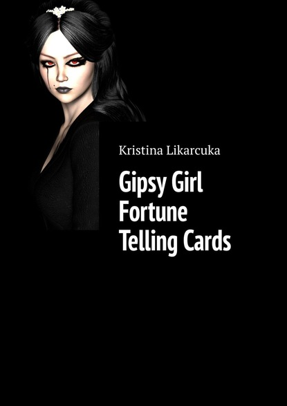 Скачать книгу Gipsy Girl Fortune Telling Cards